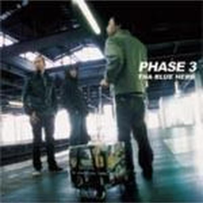 THA BLUE HERB / PHASE 3 [CD]