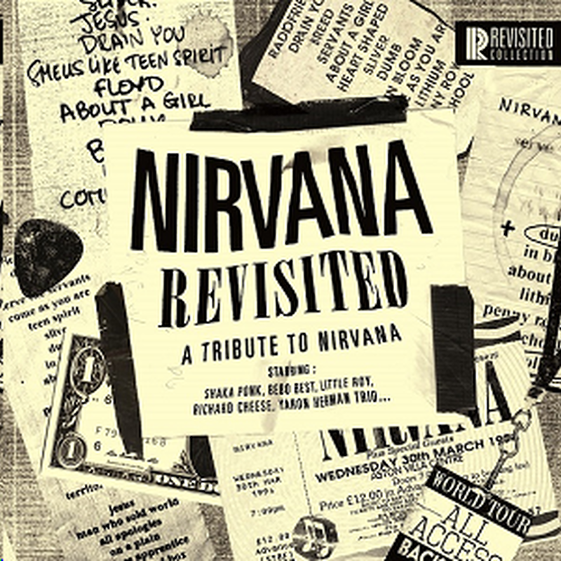 V.A / Nirvana Revisited [LP]