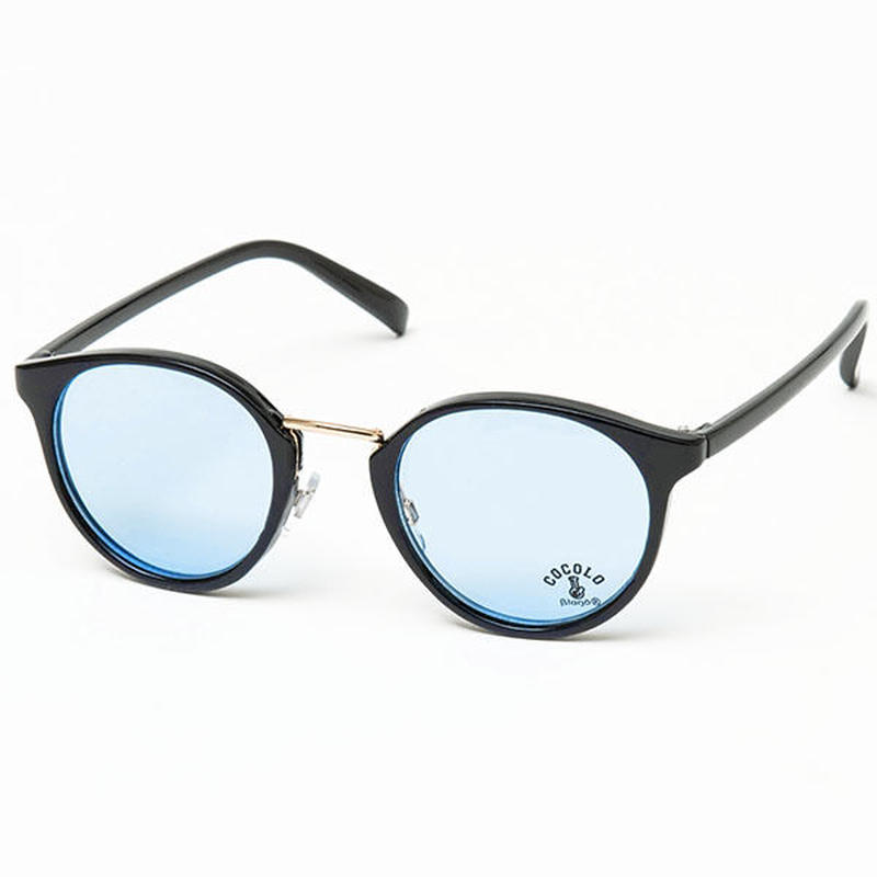 TOY SUNGLASS BOSTON(BLACK/BLUE)