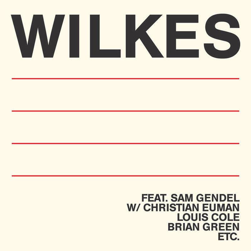 Sam Wilkes / Wilkes [LP]