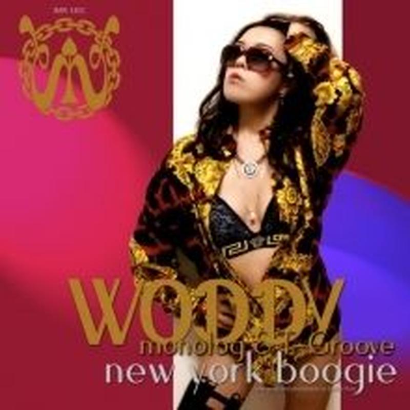 WODDYFUNK / NEW YORK BOOGIE (MONOLOG & T-GROOVE REMIX) [7inch]