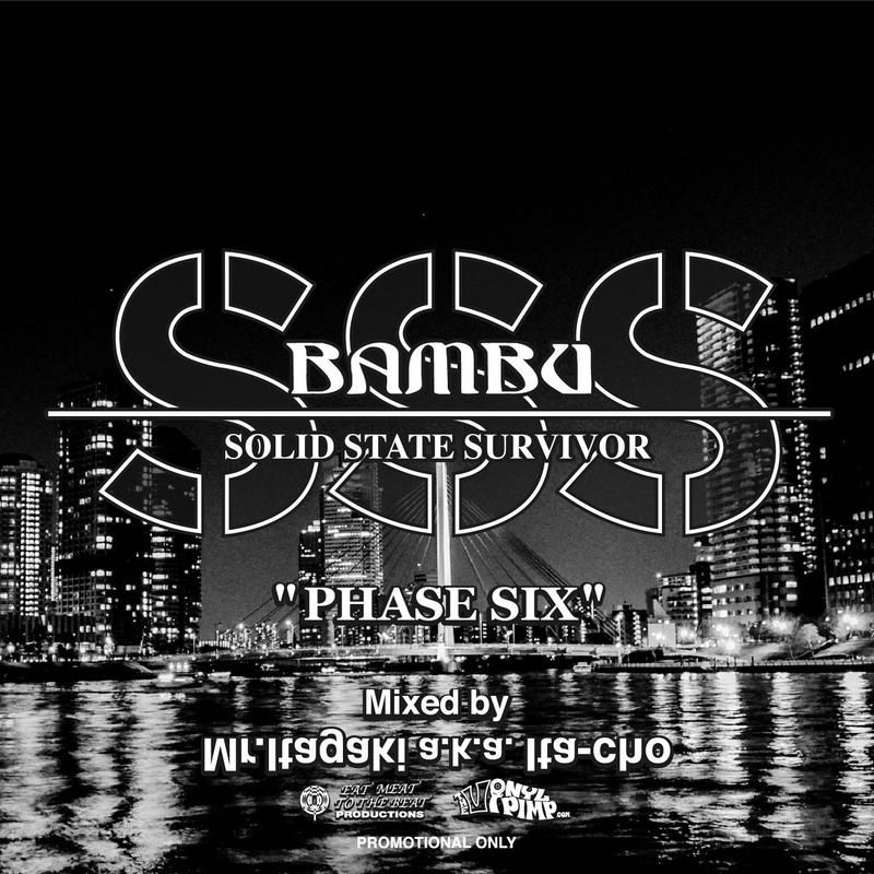 mixed by Mr.Itagaki a.k.a. Ita-cho/SOLID STATE SURVIVOR phase six [MIX CD]