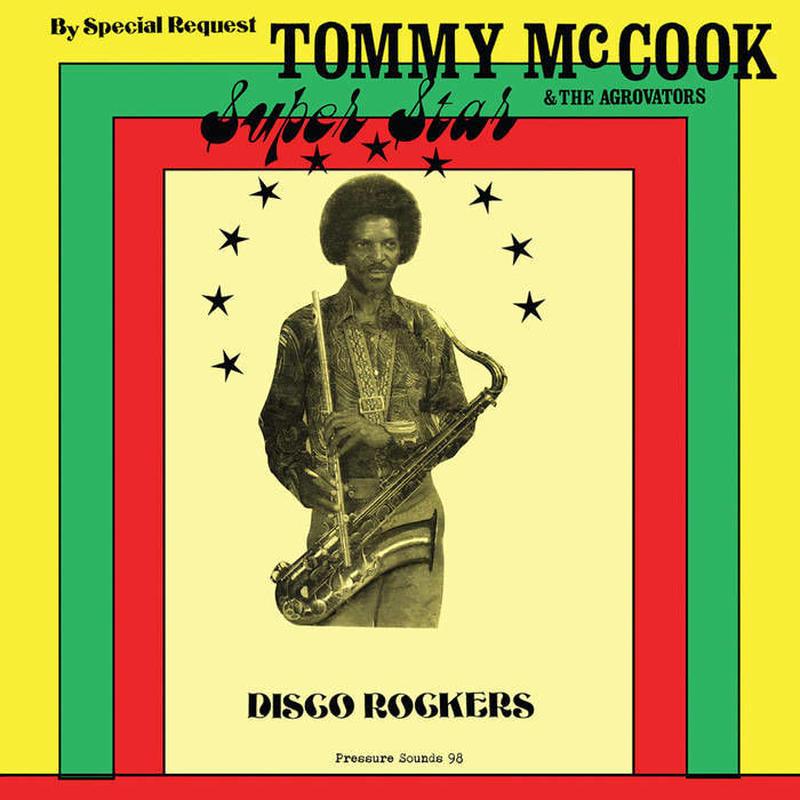 Tommy McCook & The Aggrovators / Super Star-Disco Rockers [LP]