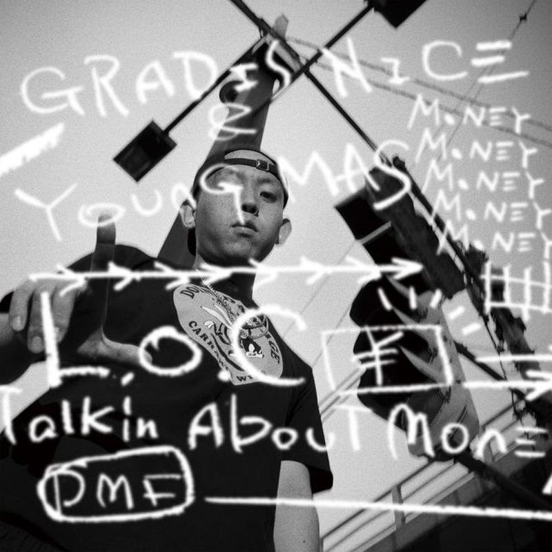 GRADIS NICE&YOUNG MAS / L.O.C -Talkin' About Money- [CD]