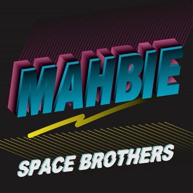MAHBIE / SPACE BROTHERS [CD]