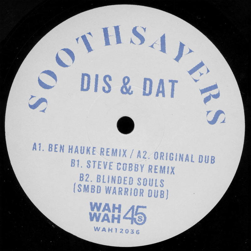 Soothsayers / Dis & Dat [7INCH]