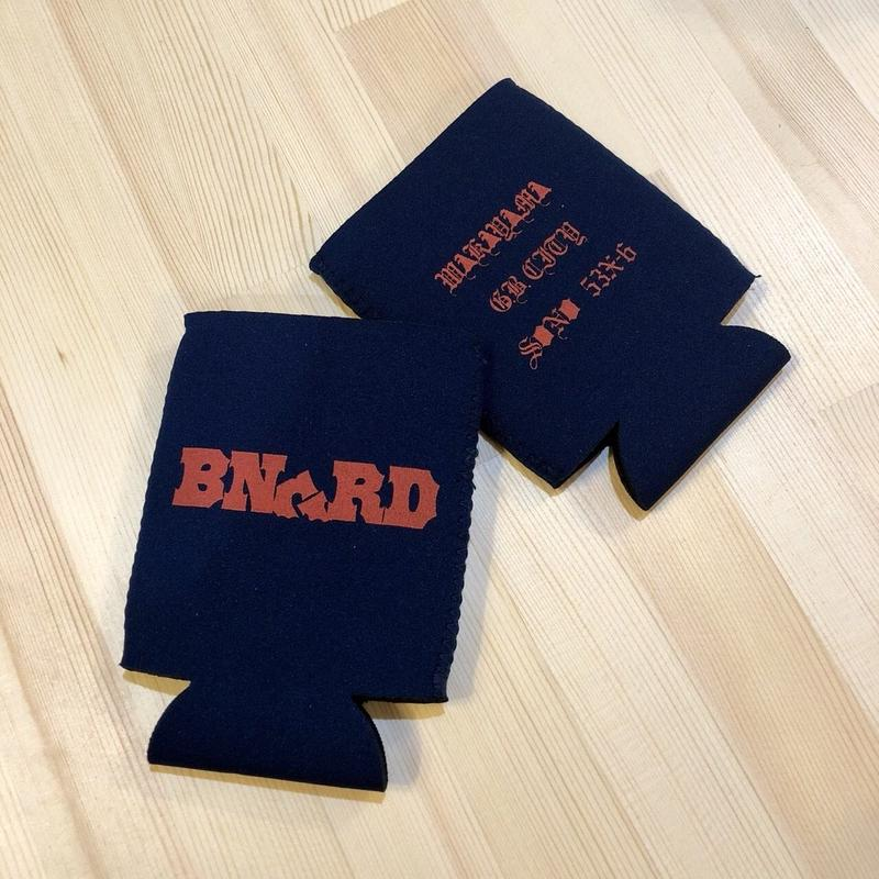 BNGRD CAN KOOZIES (NAVY)