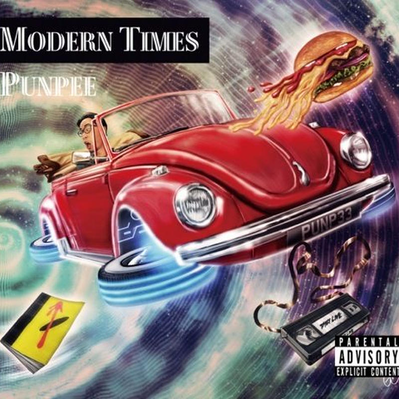 PUNPEE / MODERN TIMES [CD]