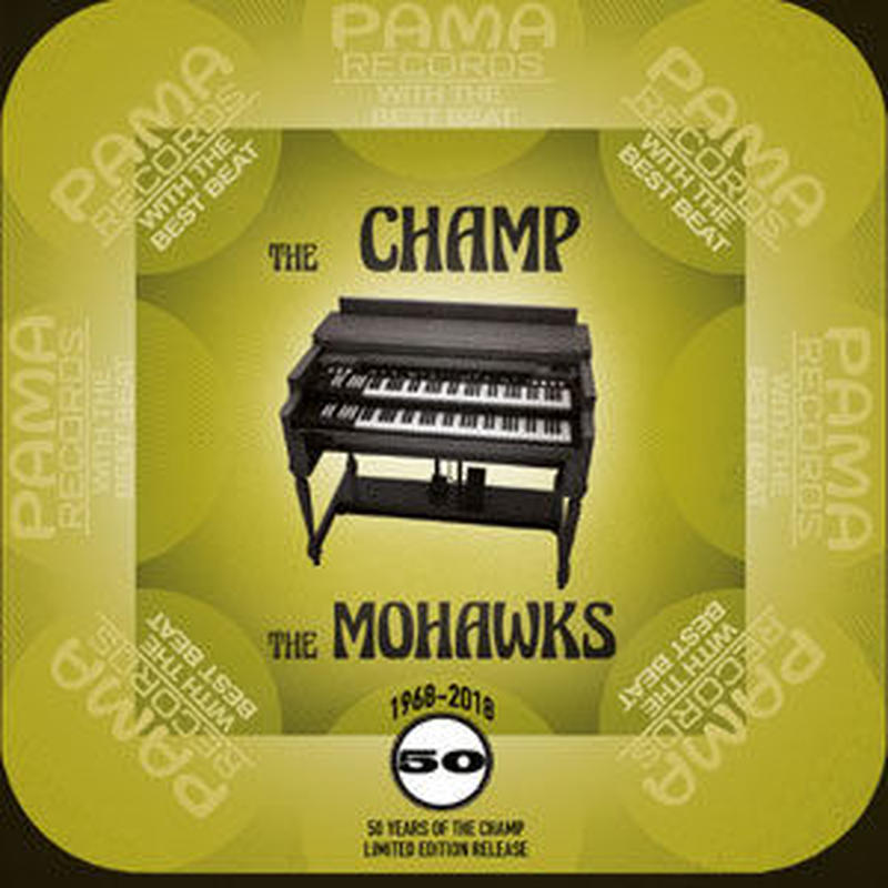 MOHAWKS - THE CHAMP [7INCH]