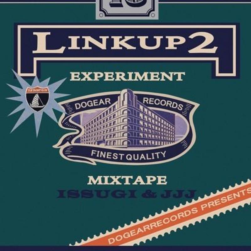 ISSUGI×JJJ / LINK UP 2 EXPERIMENT [2LP]