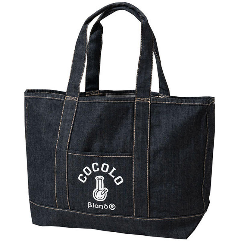ORIGINAL BONG BIG TOTE BAG(DENIM)