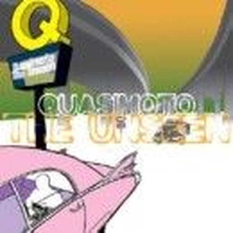 Quasimoto / The Unseen [2LP]