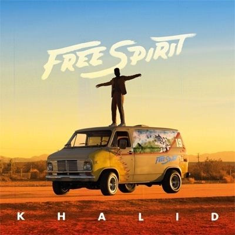 6月上旬入荷予定 - KHALID / FREE SPIRIT [LP]