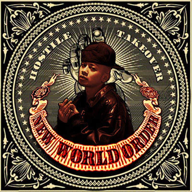BAN / NEW WORLD ORDER [CD]