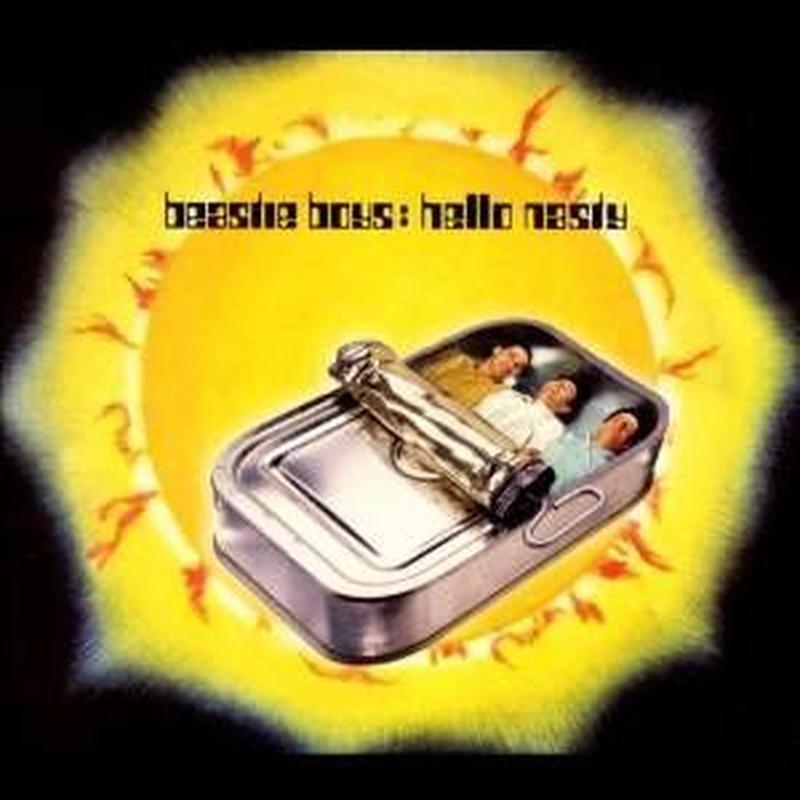BEASTIE BOYS / HELLO NASTY (REMASTERED EDITION) [2LP]