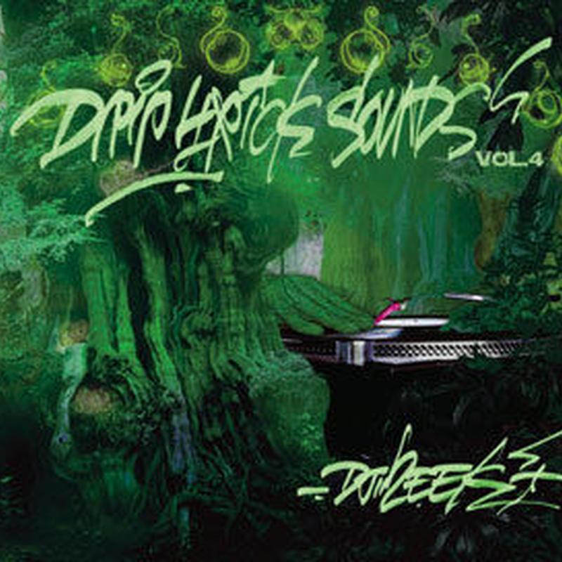 DJ ZEEK / DRIP TRICK SOUND Vol.4 [MIX CD]