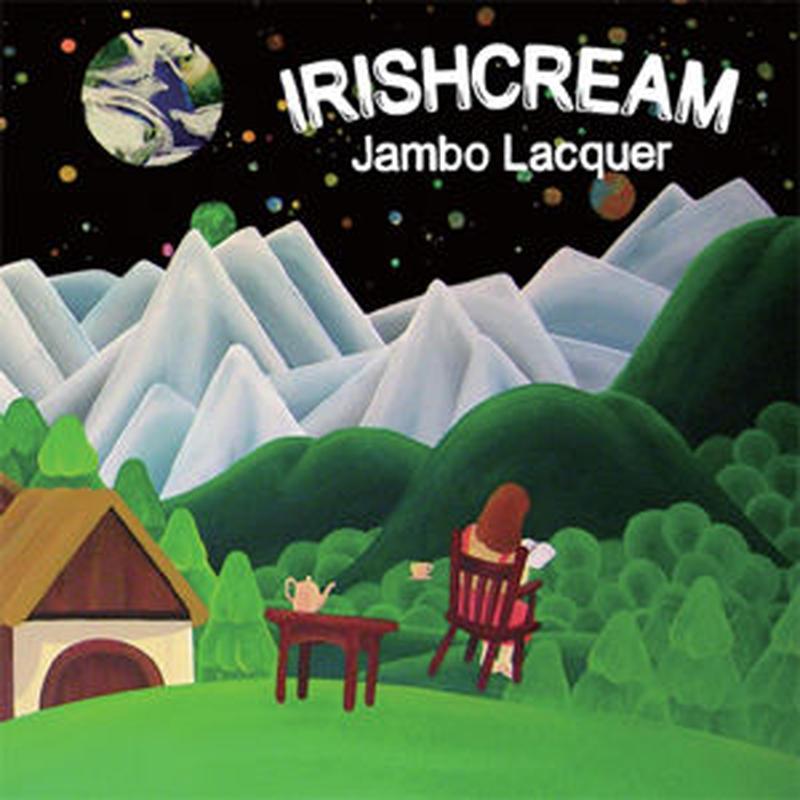 JAMBO LACQUER FROM WARAJI / IRISHCREAM [CD]