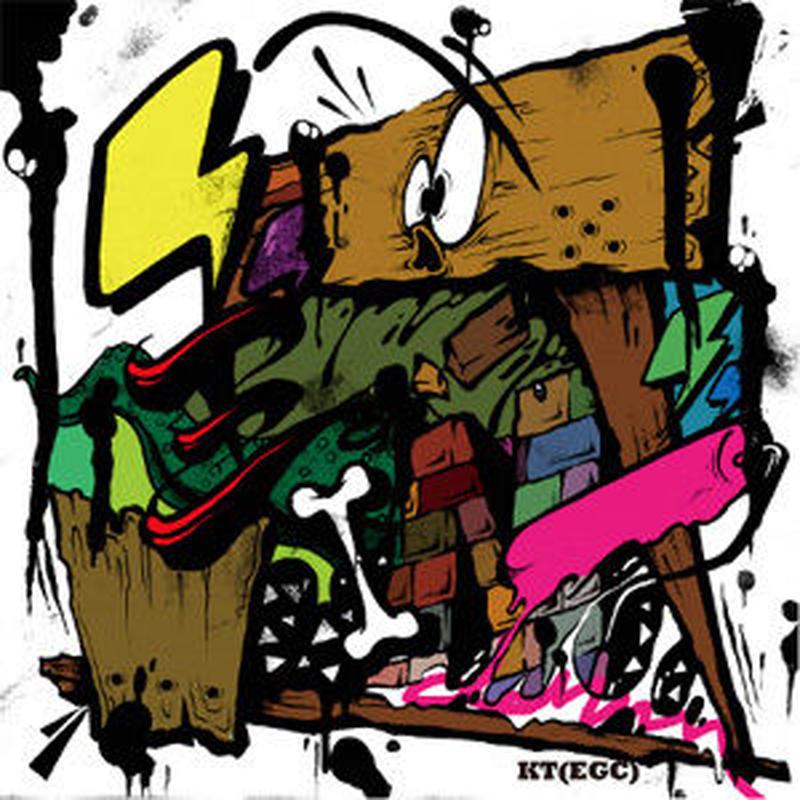 法斎Beats aka Comsun / The Joint EP [CD]