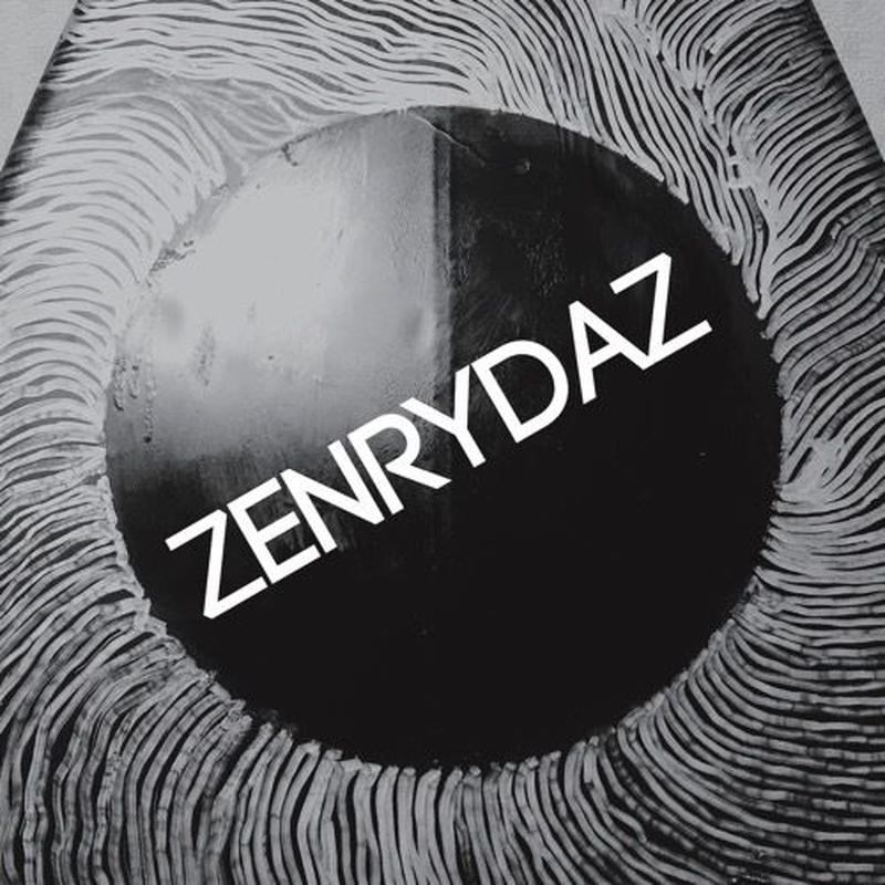 ZEN RYDAZ (MACKA-CHIN + MaL + JUZU a.k.a. MOOCHY) / ZEN TRAX [CD]