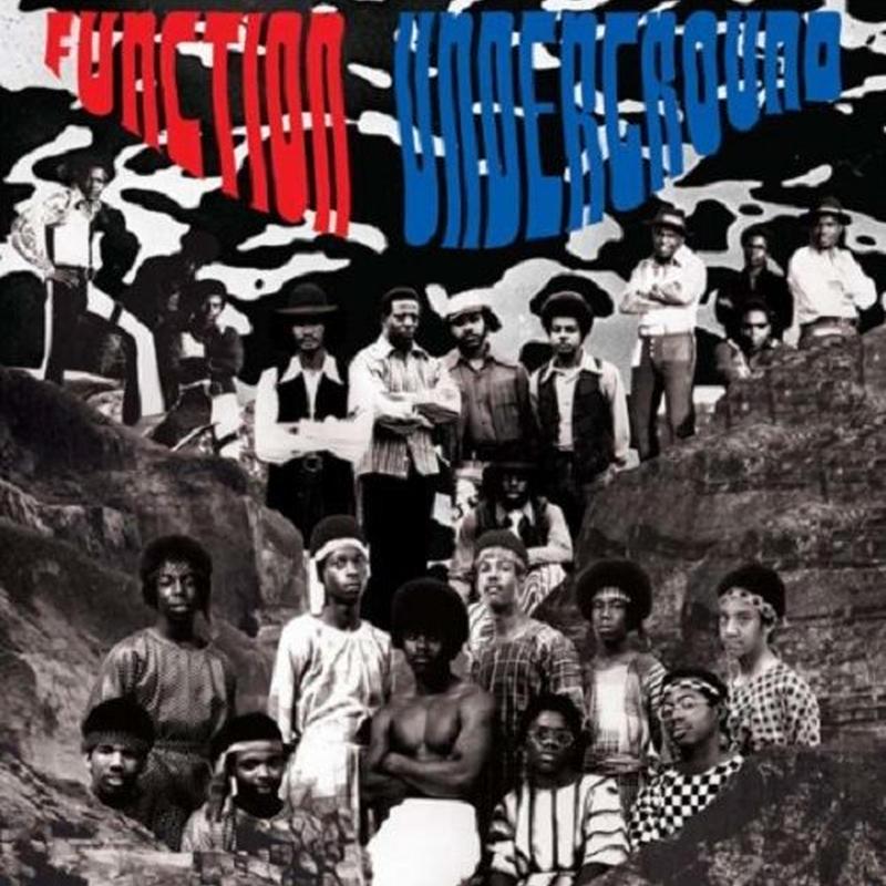 FUNCTION UNDERGROUND / BLACK AND BROWN AMERICAN ROCK SOUND 1969-1974 [LP]