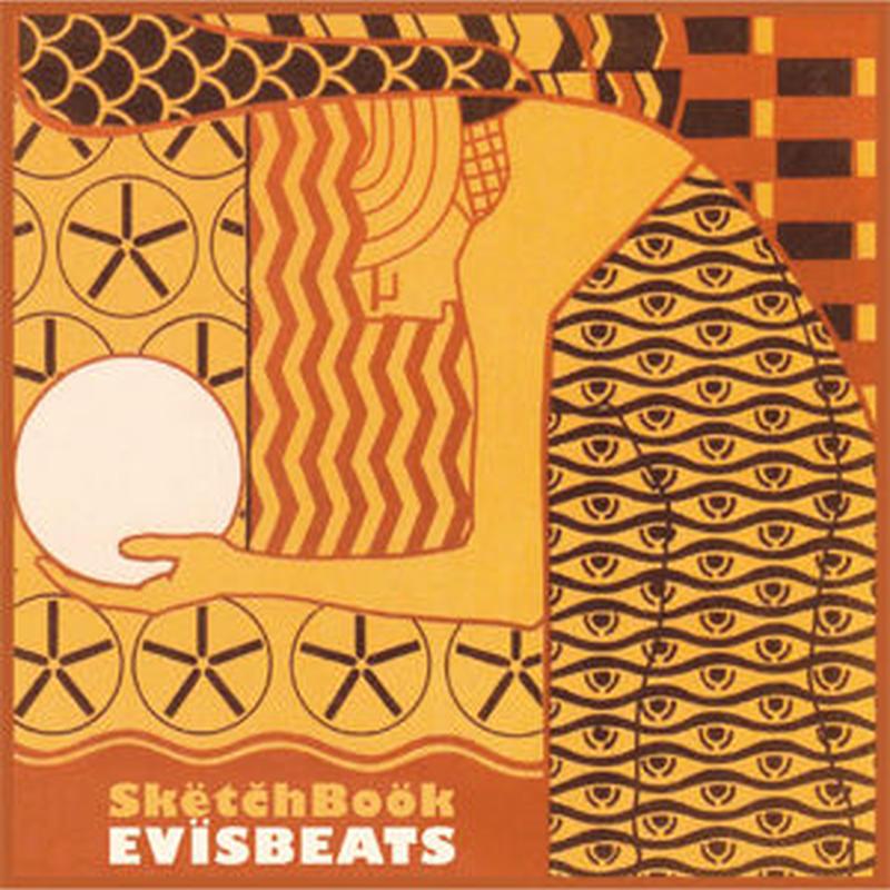 EVISBEATS / SKETCHBOOK [CD]