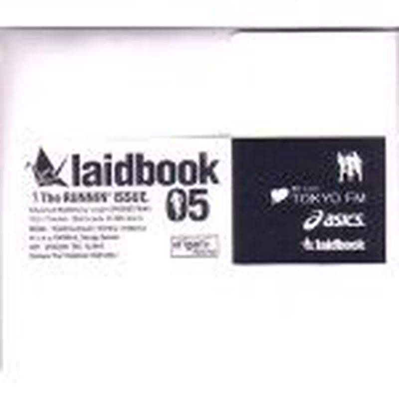 ORIGAMI PRODUCTIONS / laidbook05 The RUNNIN' ISSUE [CD]