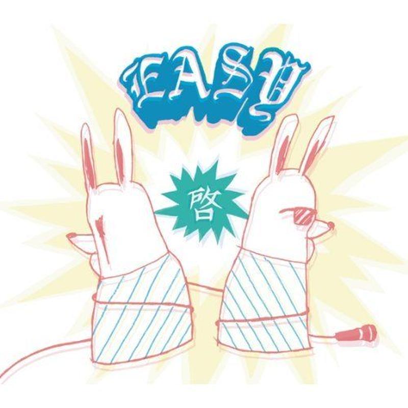 啓 FROM INCREDIBLE BEATBOX BAND / EASY [CD]