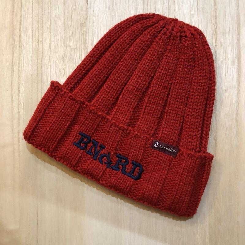 Banguard Acryl Beanie 2018(red)