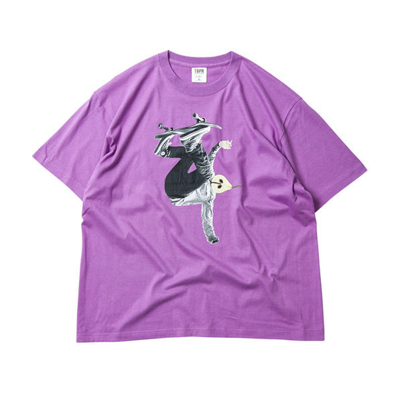 LA FLANCE MAN-T (purple) size L only