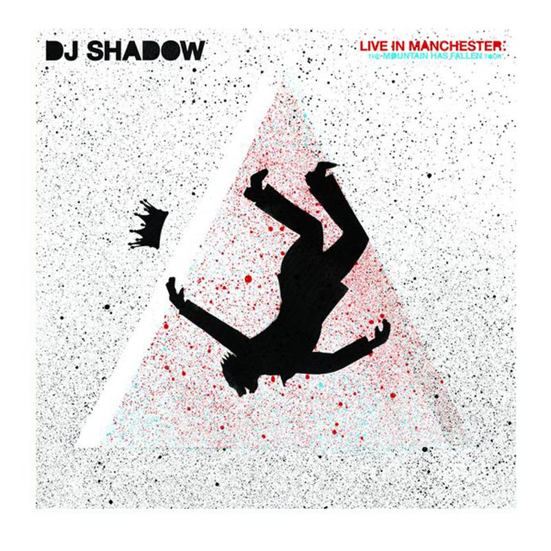 DJ SHADOW / LIVE IN MANCHESTER: THE MOUNTAIN HAS FALLEN TOUR [CD+DVD]
