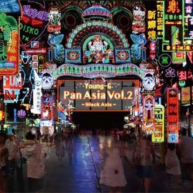 YOUNG G / Pan Asia Vol.2 ~Black Asia ~ [MIX CD]