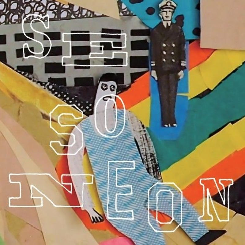 SESONEON - Long Dream / The Waves [7inch]
