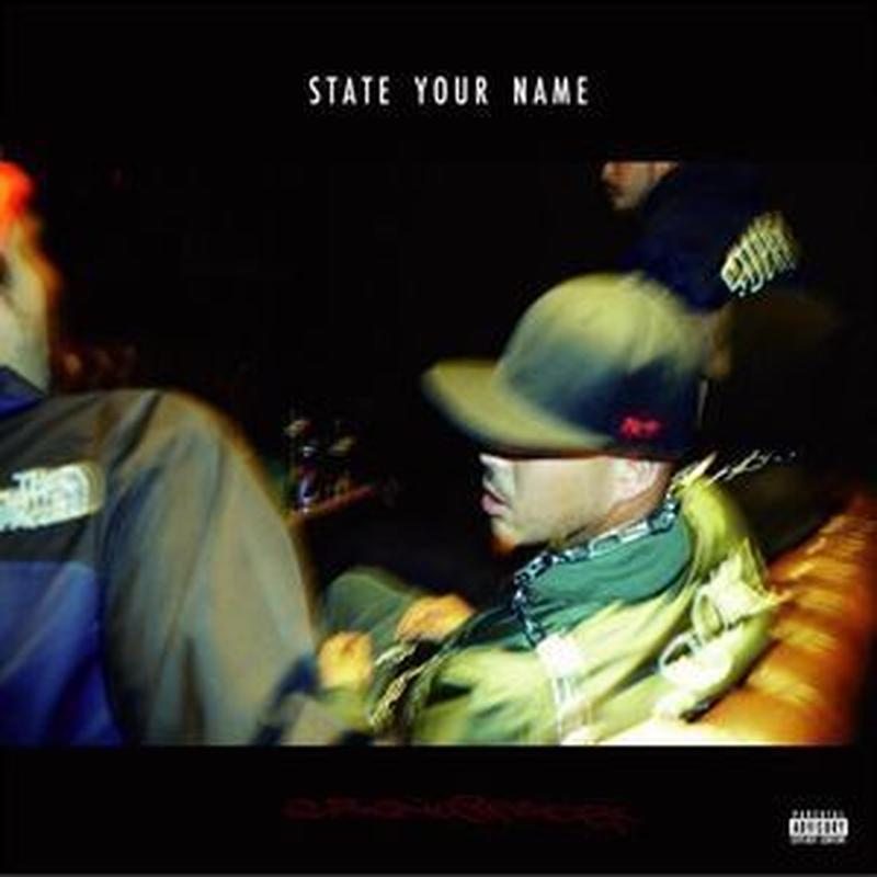 CRONOSFADER / State Your Name [MIX CD]