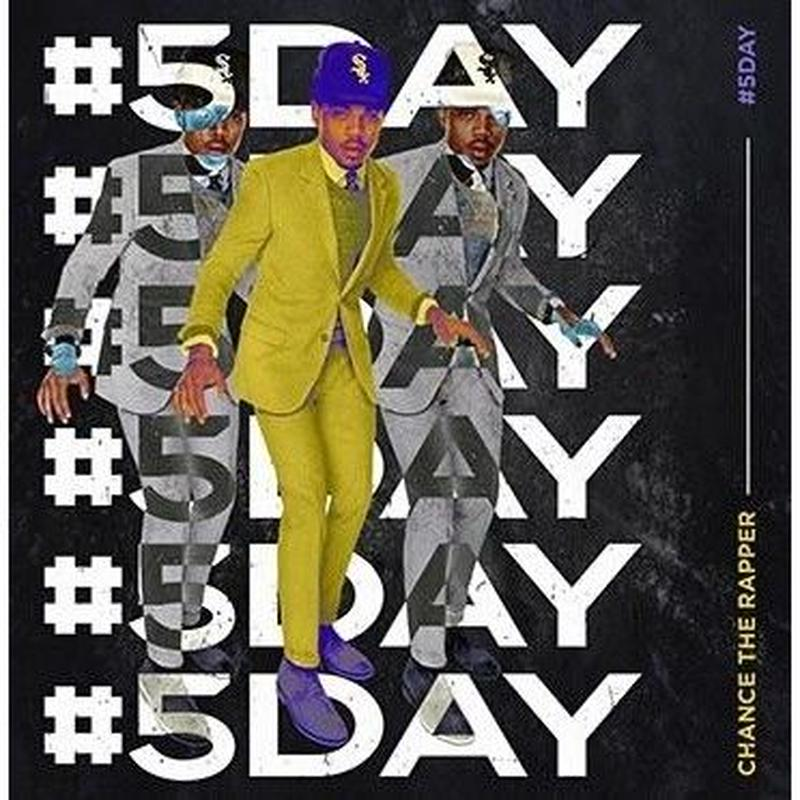CHANCE THE RAPPER / #5DAY [LP]