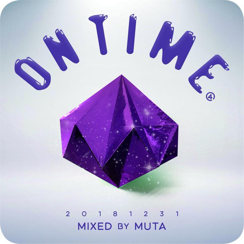MUTA / ON TIME VOL.4 [MIX CD]
