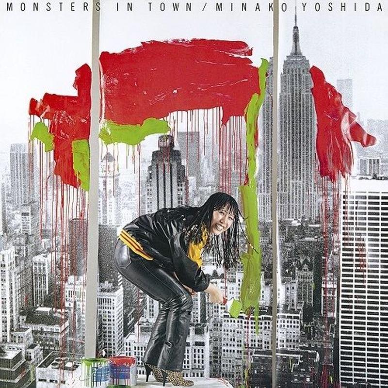 吉田美奈子 / MONSTERS IN TOWN [LP]