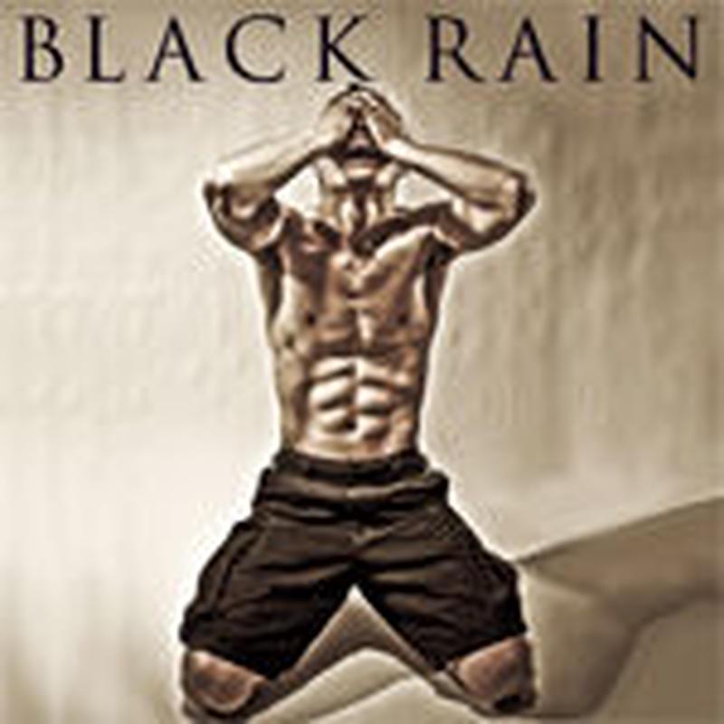 般若 / BLACK RAIN [CD]