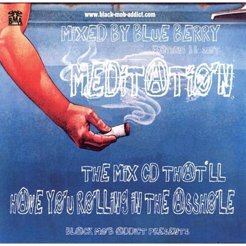 "BLUE BERRY / SMOKING BARREL #3 ""MEDITATION"" [CDR+小説]"