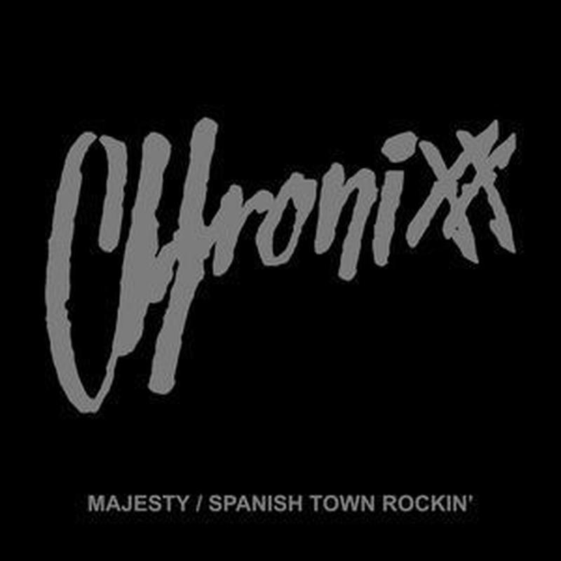 CHRONIXX / MAJESTY [7inch]