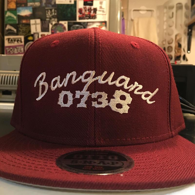 Banguard snap back cap