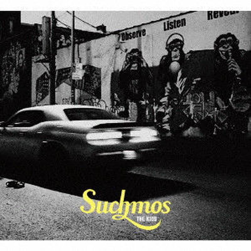 Suchmos / THE KIDS [CD]