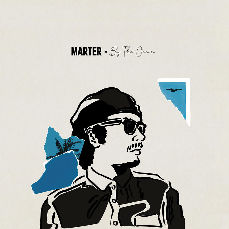 7/17 - MARTER / By The Ocean [CD]