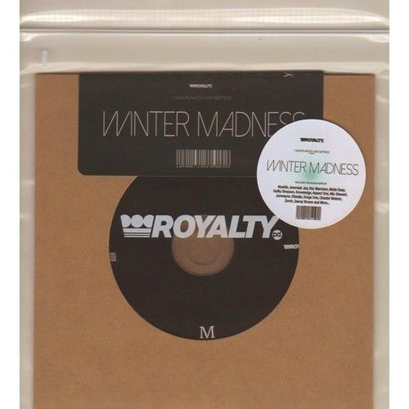 DJ KIYO / WINTER MADNESS [MIX CD]
