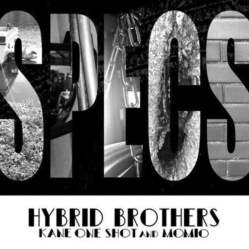 HYBRID BROTHERS / =SPECS= [CD]