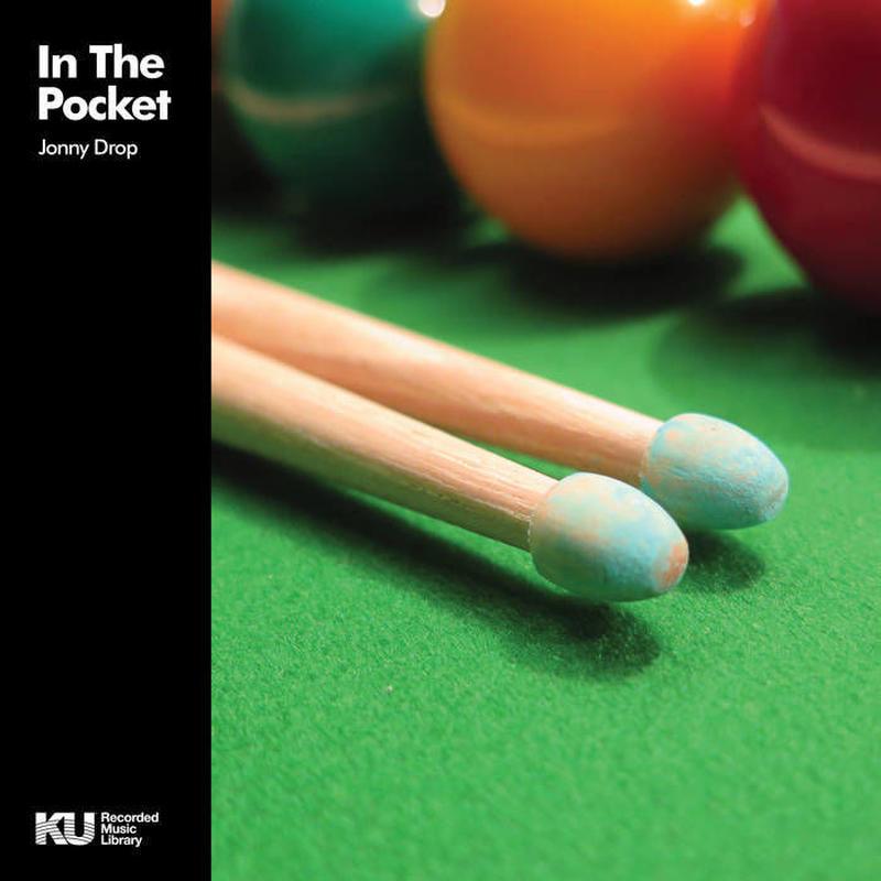 JONNY DROP / IN THE POCKET [LP]