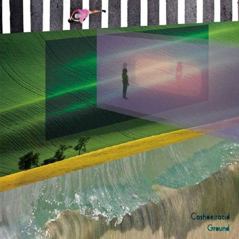 1/13 - GROUND Gr○un土 / Cashoeirasid [CD]