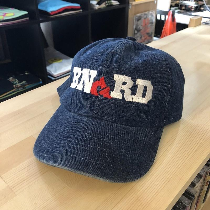 BNGRD WASH CAP 2018(DENIM)