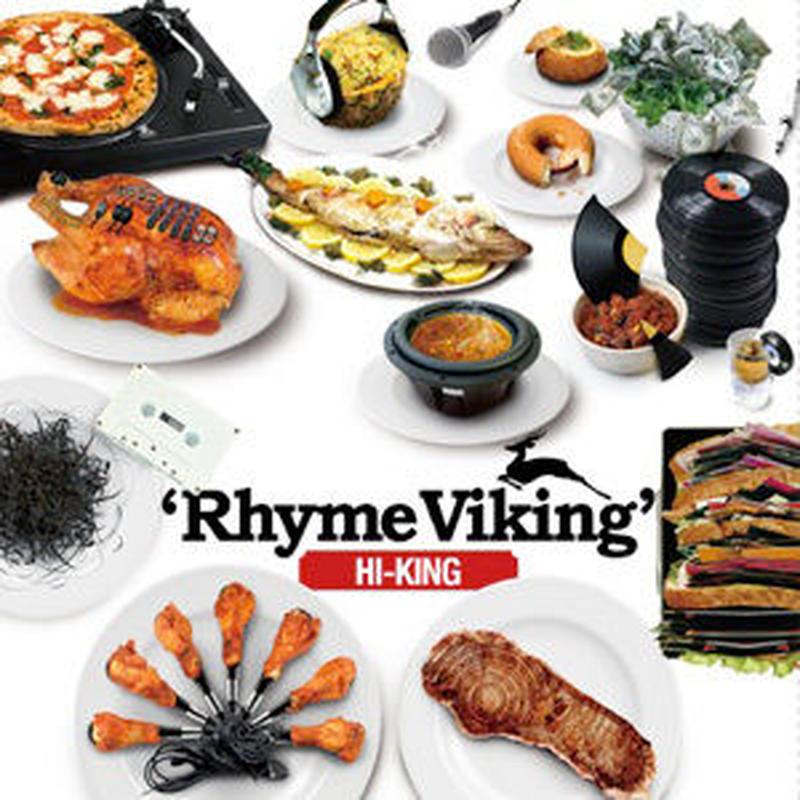 HI-KING TAKASE / Rhyme Viking [CD]