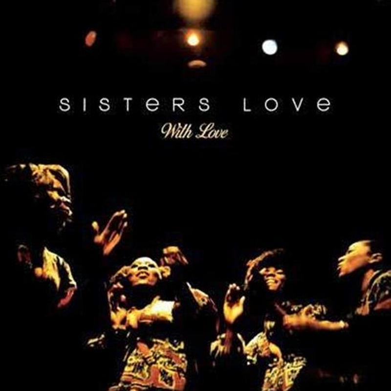 10月下旬入荷予定 - SISTERS LOVE / WITH LOVE [LP]