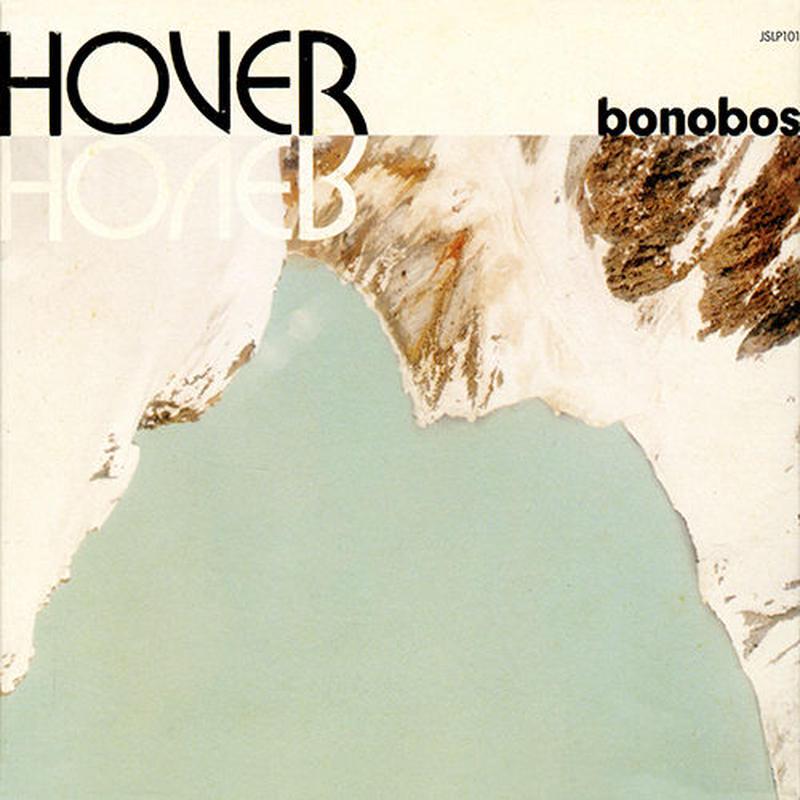 8/21 - bonobos / HOVER HOVER [2LP]
